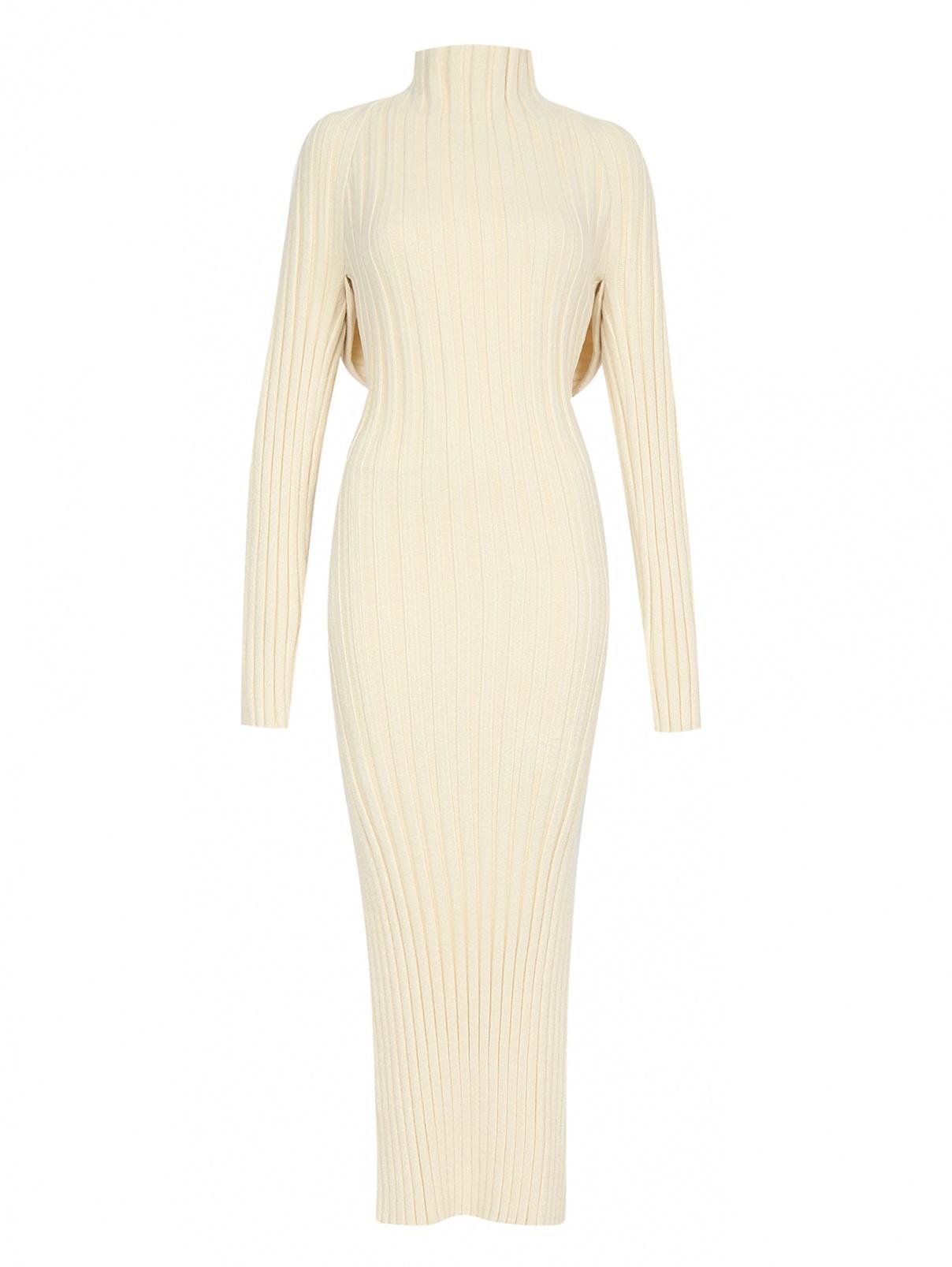 Платье с ассиметричным кроем Jil Sander  –  Общий вид