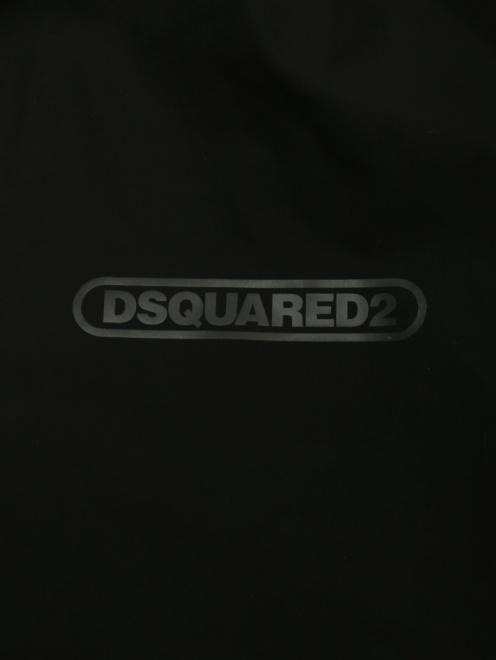 Бомбер на молнии Dsquared2 - Деталь1
