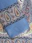 Легкий жакет из шелка с узором пейсли Etro  –  Деталь