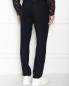 Классические брюки из шерсти Paul Smith  –  МодельВерхНиз1