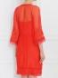Платье-мини из шелка с вышивкой Alberta Ferretti  –  Модель Верх-Низ1