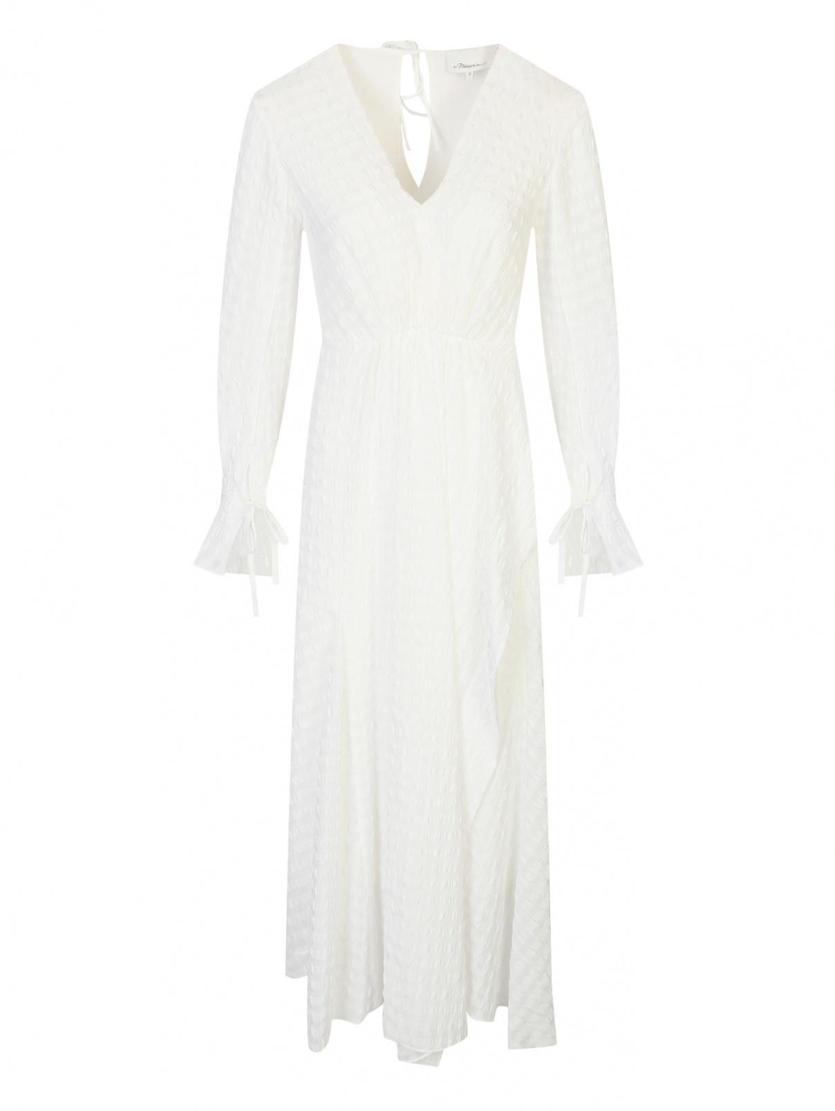 Платье-миди свободного кроя 3.1 Phillip Lim  –  Общий вид