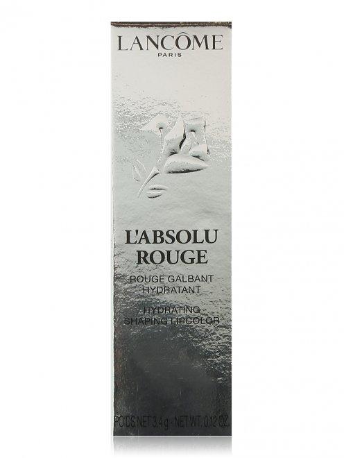 Помада 387 L'Absolu Rouge Lancome - Обтравка2