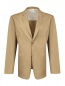 Пиджак однобортный из хлопка Jil Sander  –  Общий вид
