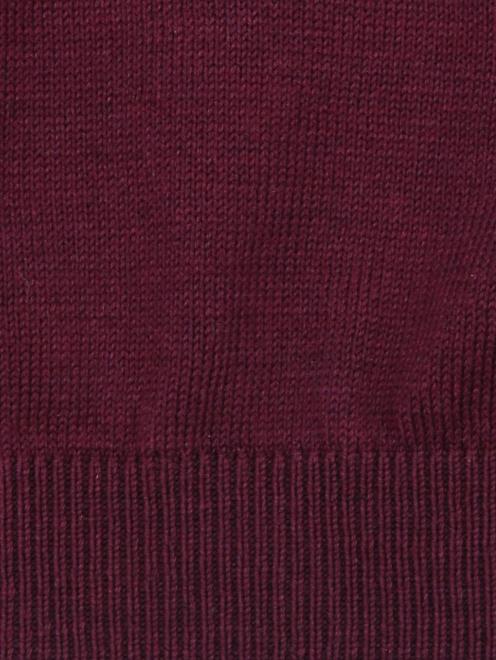 Поло из шелка и хлопка Kangra Cashmere - Деталь1