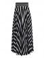 Юбка миди в полоску Diane von Furstenberg  –  Общий вид
