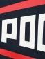 Футболка из хлопка с принтом Bosco Sport  –  Деталь