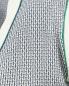 Трикотажный жилет из хлопка с узором Kangra Cashmere  –  Деталь