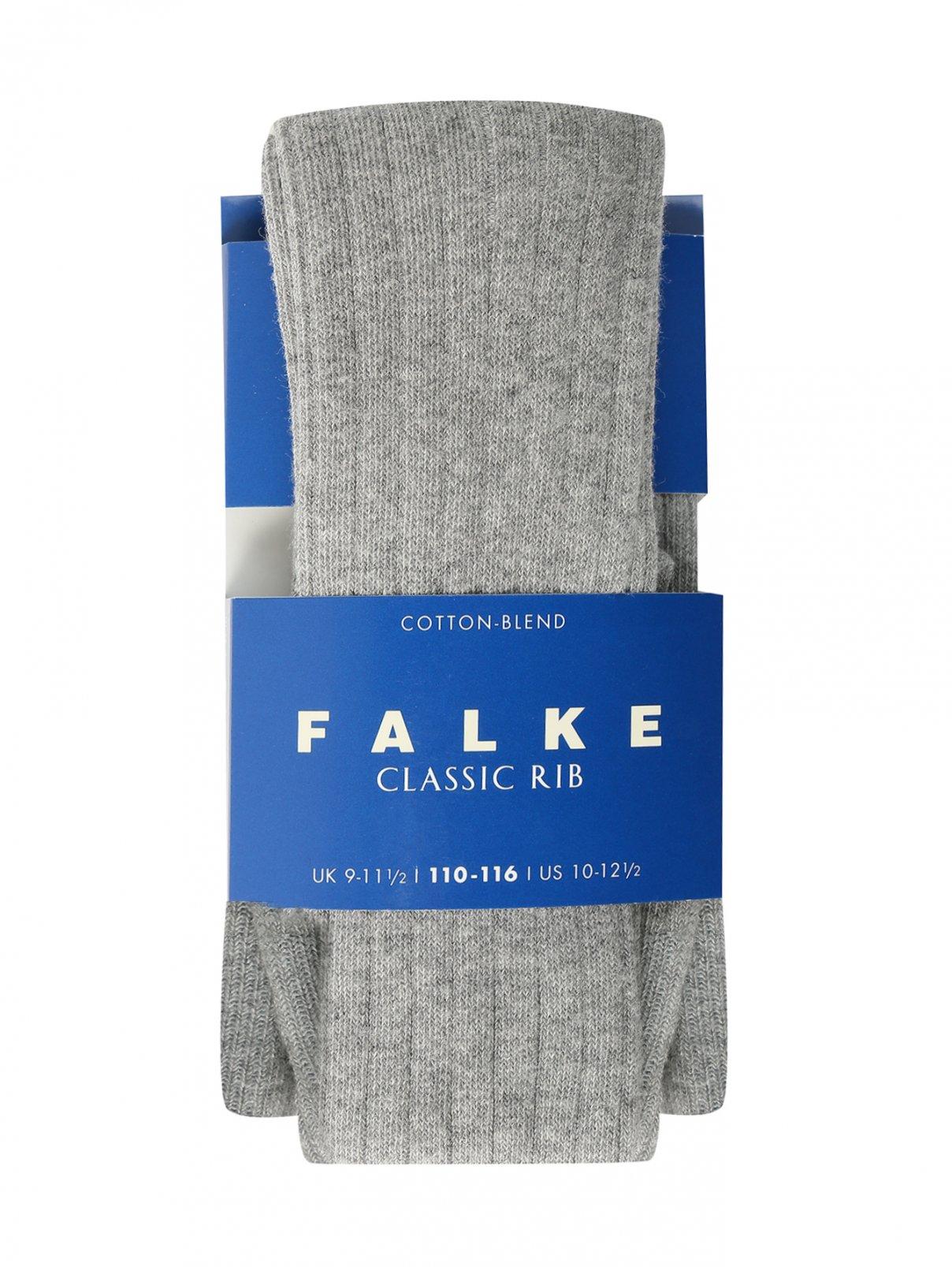 Теплые колготки на основе хлопка Falke  –  Общий вид