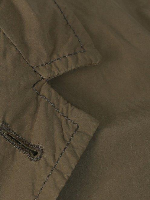 Куртка на пуговицах - Деталь1
