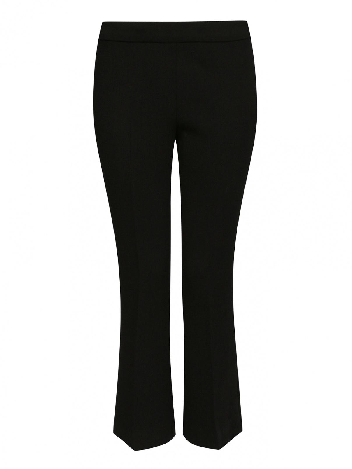 Укороченные брюки-клеш из шерсти P.A.R.O.S.H.  –  Общий вид
