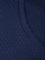Джемпер из шерсти с круглым вырезом Michael by Michael Kors  –  Деталь