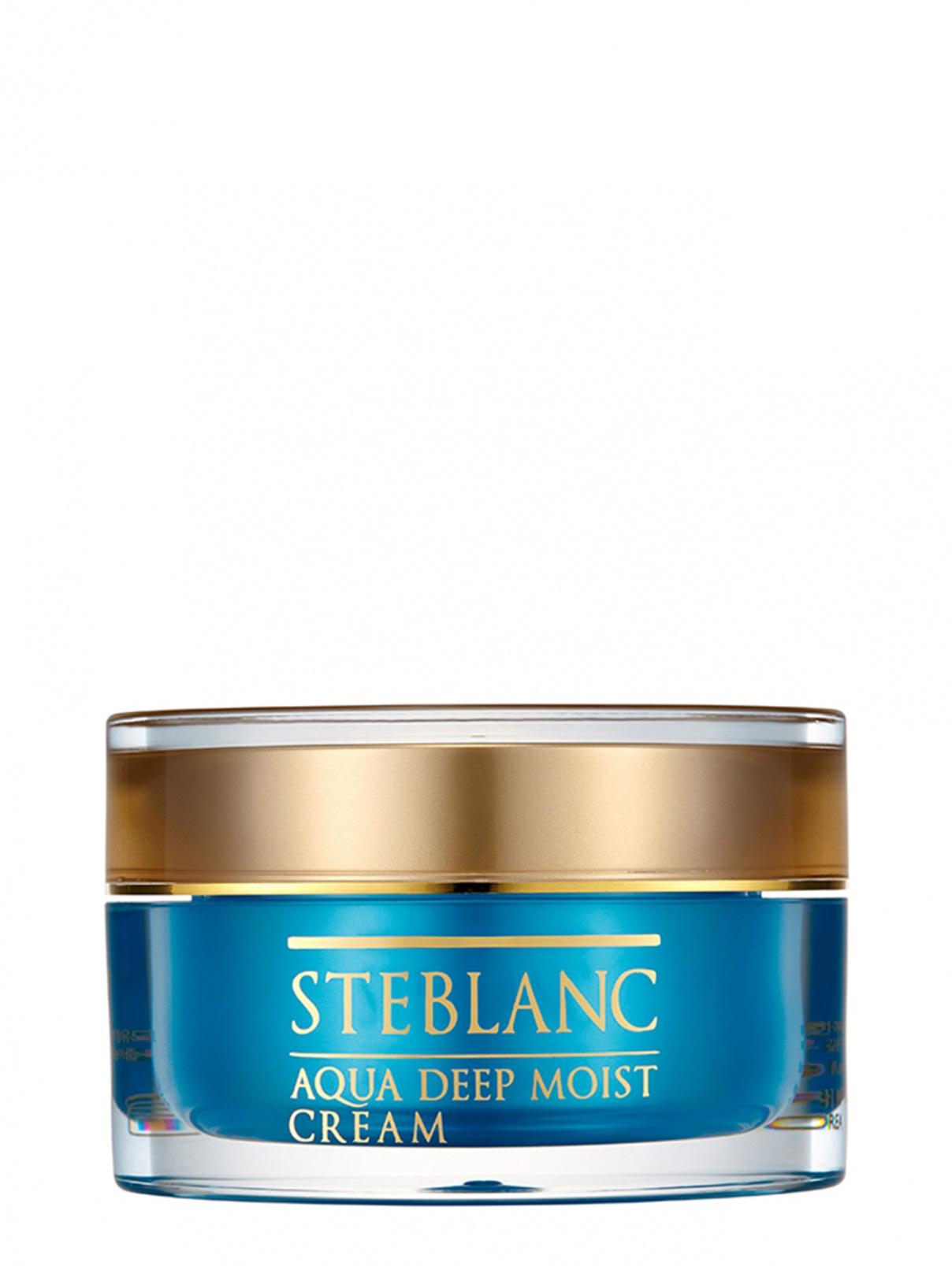 Aqua Deep Moist Cream / Крем для лица глубокое увлажнение 50 мл STEBLANK  –  Общий вид