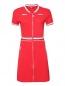 Платье из хлопкового трикотажа на молнии Bosco Sport  –  Общий вид
