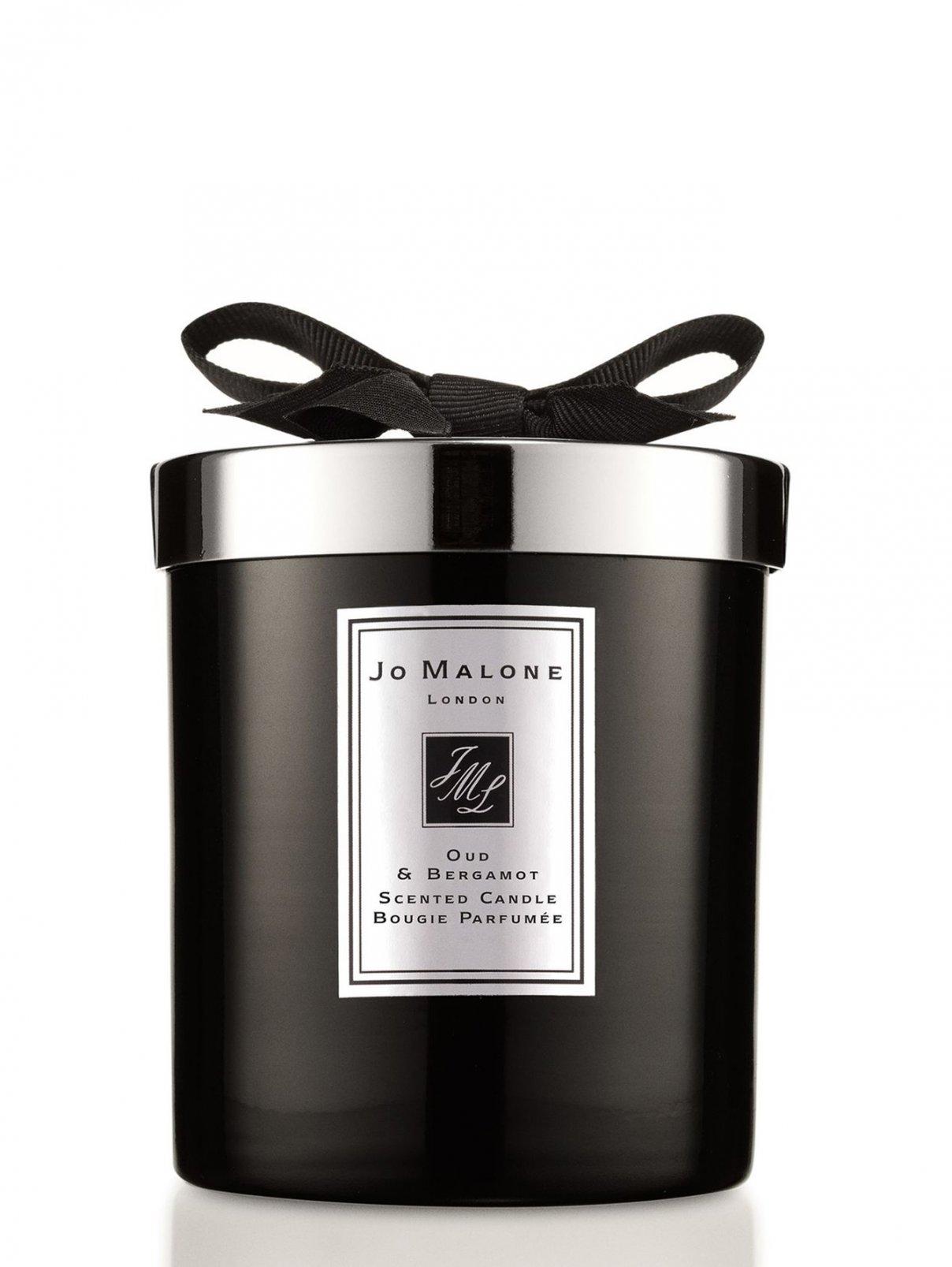 Свеча ароматная - Oud & Bergamot Jo Malone London  –  Общий вид