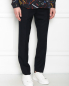 Классические брюки из шерсти Paul Smith  –  МодельВерхНиз