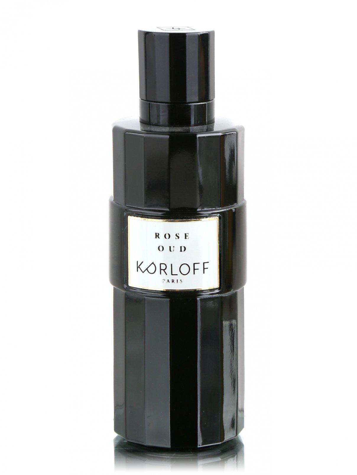 Парфюмерная вода 100 мл Rose Oud Korloff  –  Общий вид