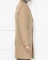 Пальто однобортное из шерсти Brooks Brothers  –  МодельВерхНиз2