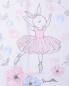 Пижама из хлопка с цветочным узором Sanetta  –  Деталь