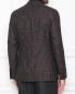 Пиджак из шерсти и шелка с узором LARDINI  –  МодельВерхНиз1