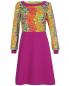 Платье-миди с кружевной отделкой Moschino Boutique  –  Общий вид