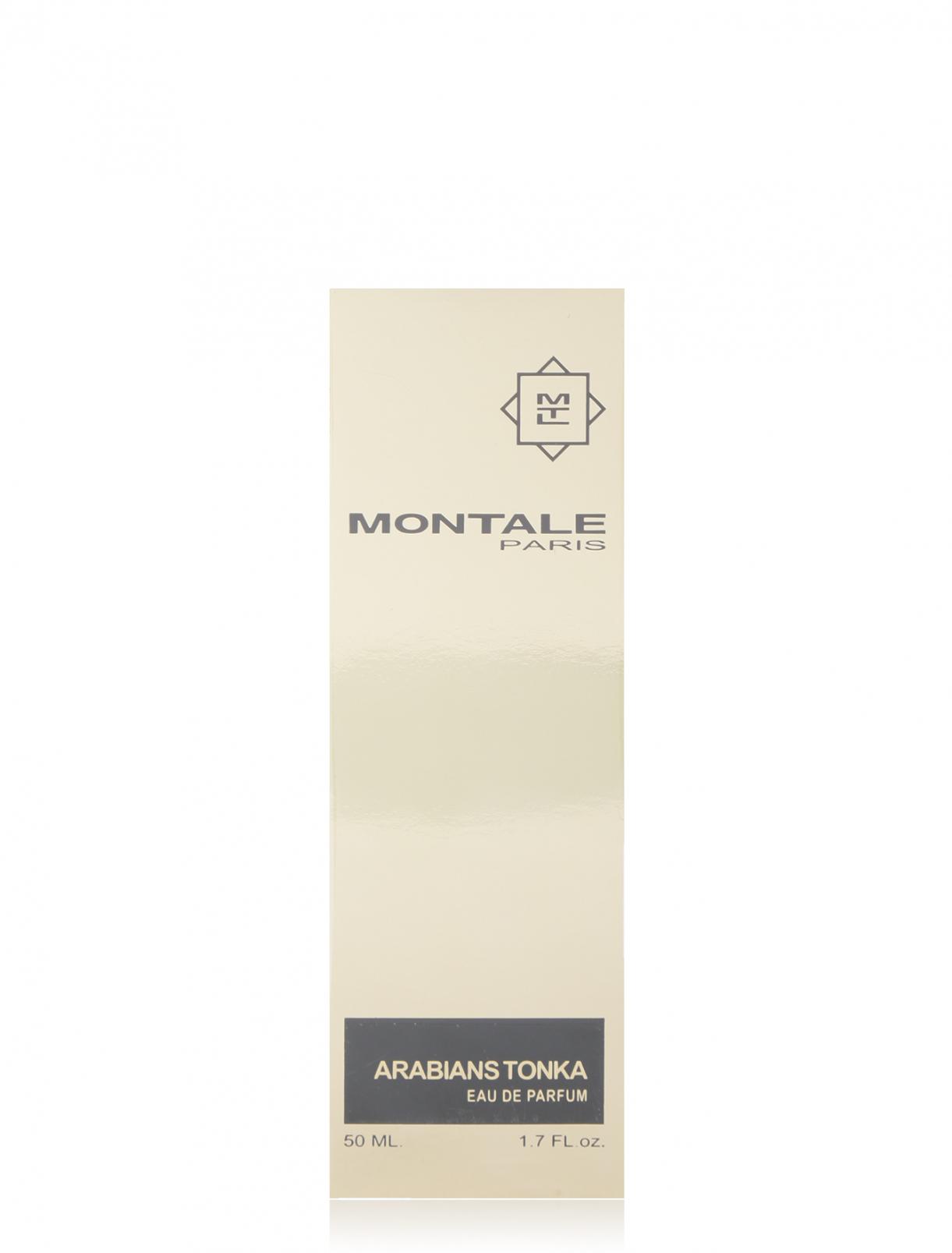 Парфюмерная вода Arabians Tonka 50 мл Montale  –  Общий вид