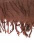 Шарф из кашемира с бахромой Altea  –  Деталь1