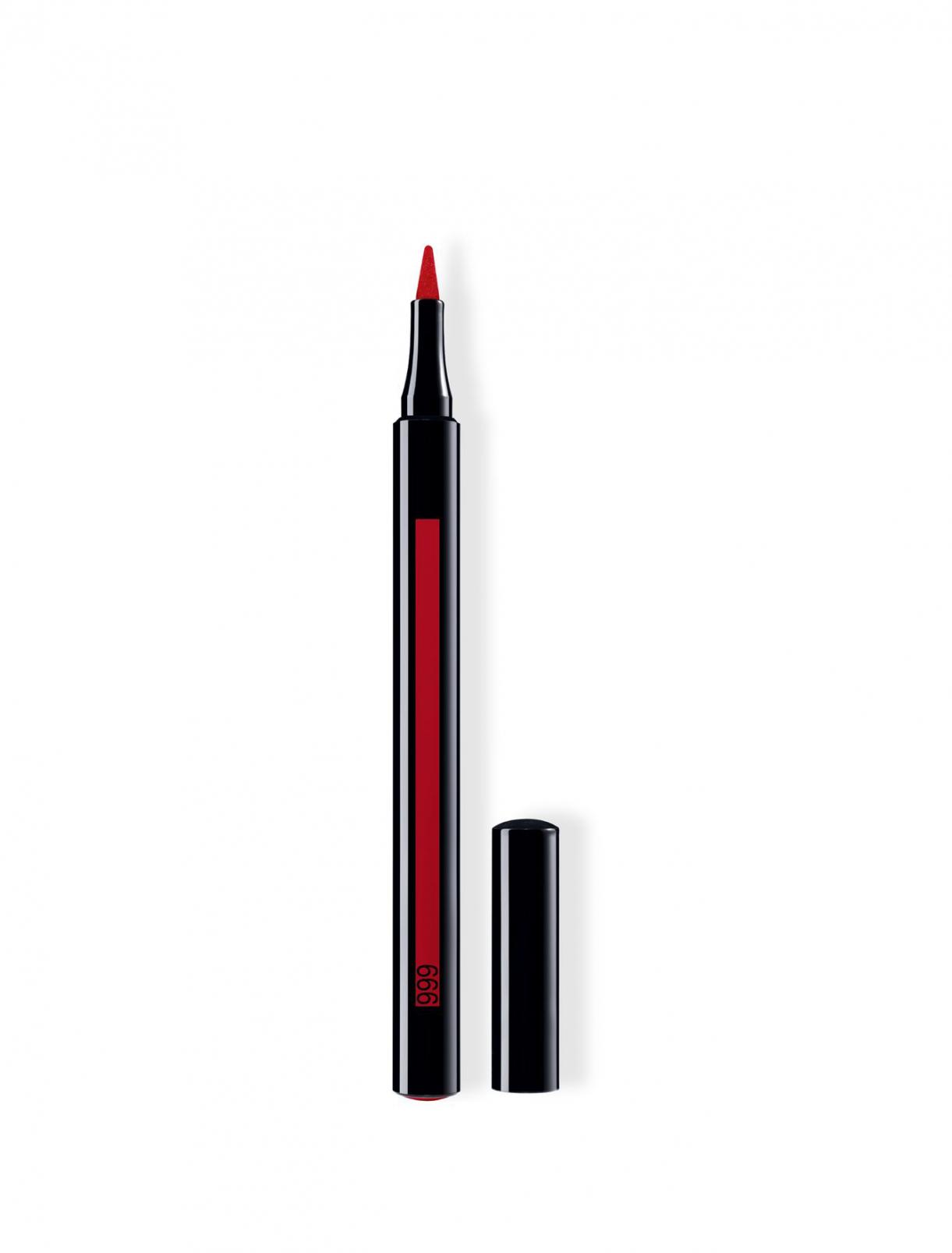 Подводка-фломастер для губ 999 Ultra Rouge Dior  –  Общий вид