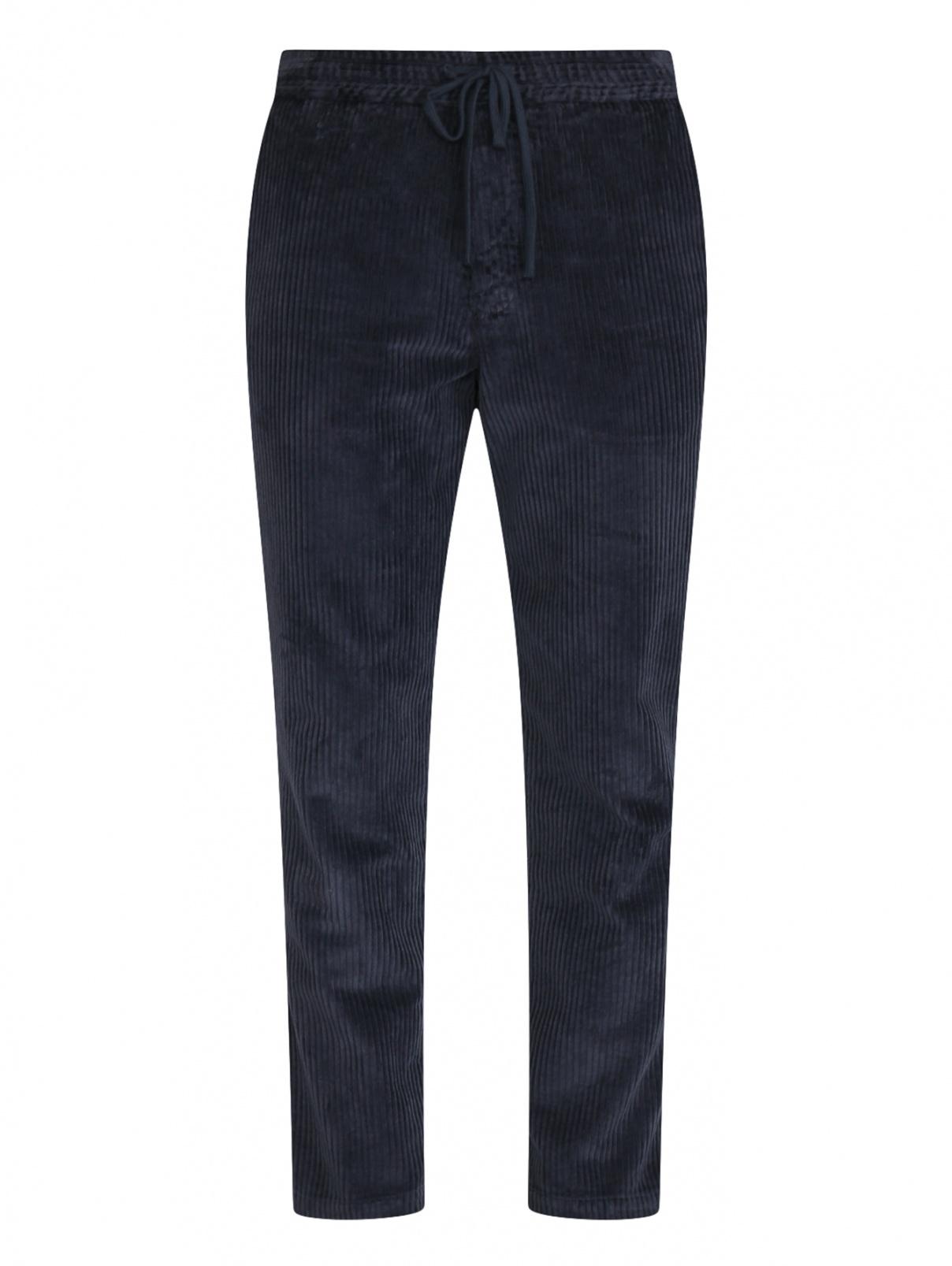Вельветовые брюки из хлопка Barena  –  Общий вид