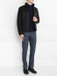 Куртка стеганая на молнии Pal Zileri  –  Модель Общий вид