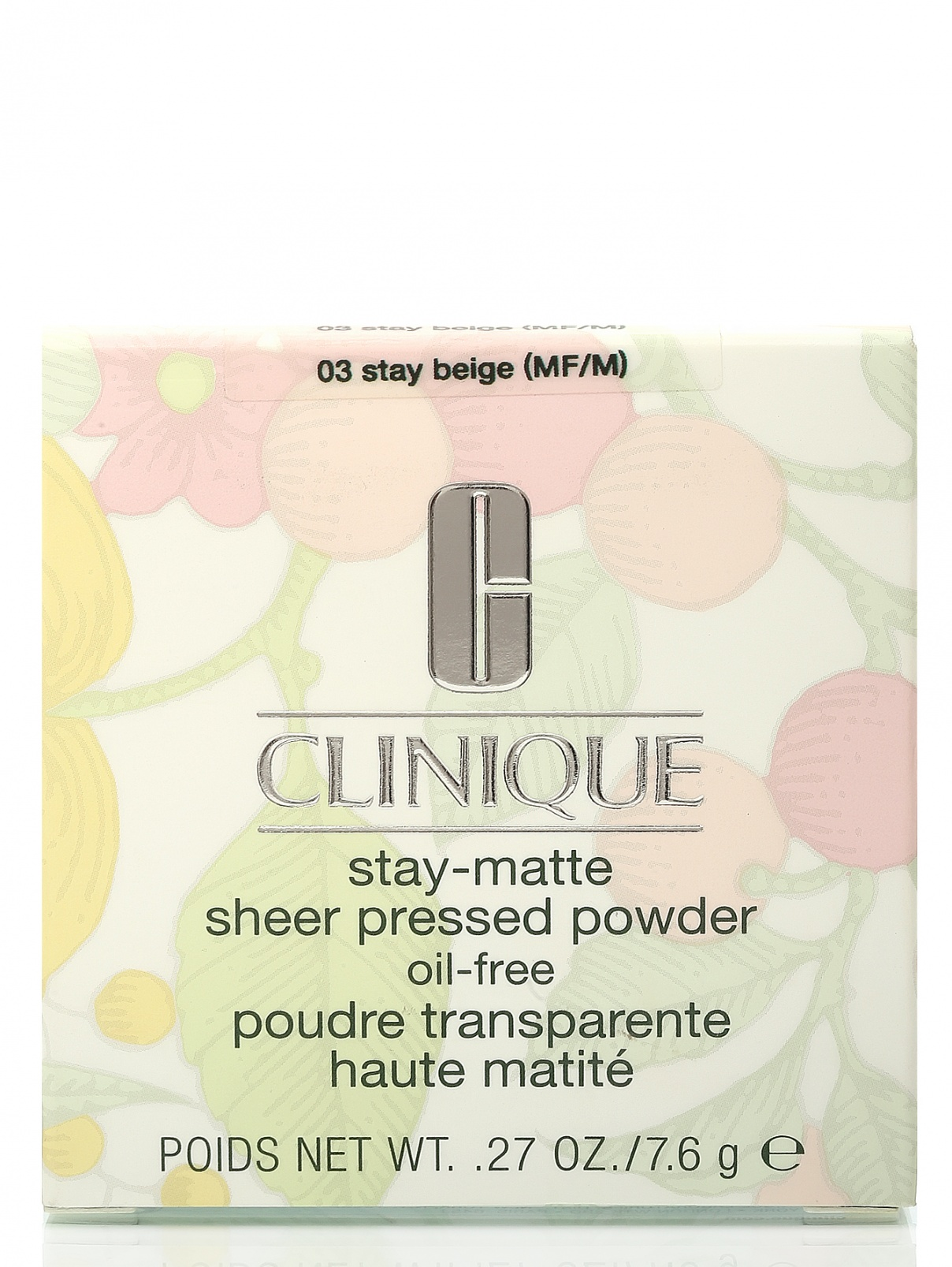 Компактная пудра - №03 Beige, Powders And Compacts Clinique  –  Модель Общий вид