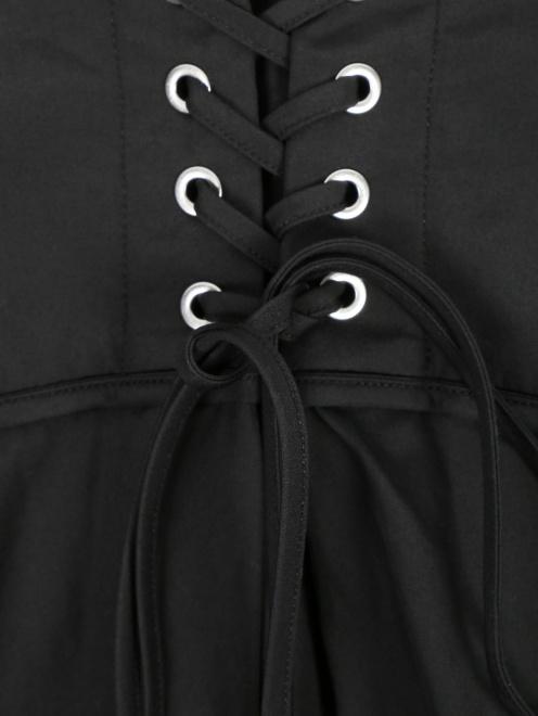Юбка-миди из хлопка 3.1 Phillip Lim - Деталь