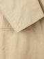 Пиджак однобортный из хлопка Jil Sander  –  Деталь