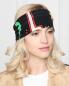 Повязка для волос из шелка с узором Etro  –  МодельОбщийВид