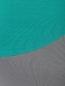Джемпер из хлопка и шелка с круглым вырезом Sonia By Sonia Rykiel  –  Деталь