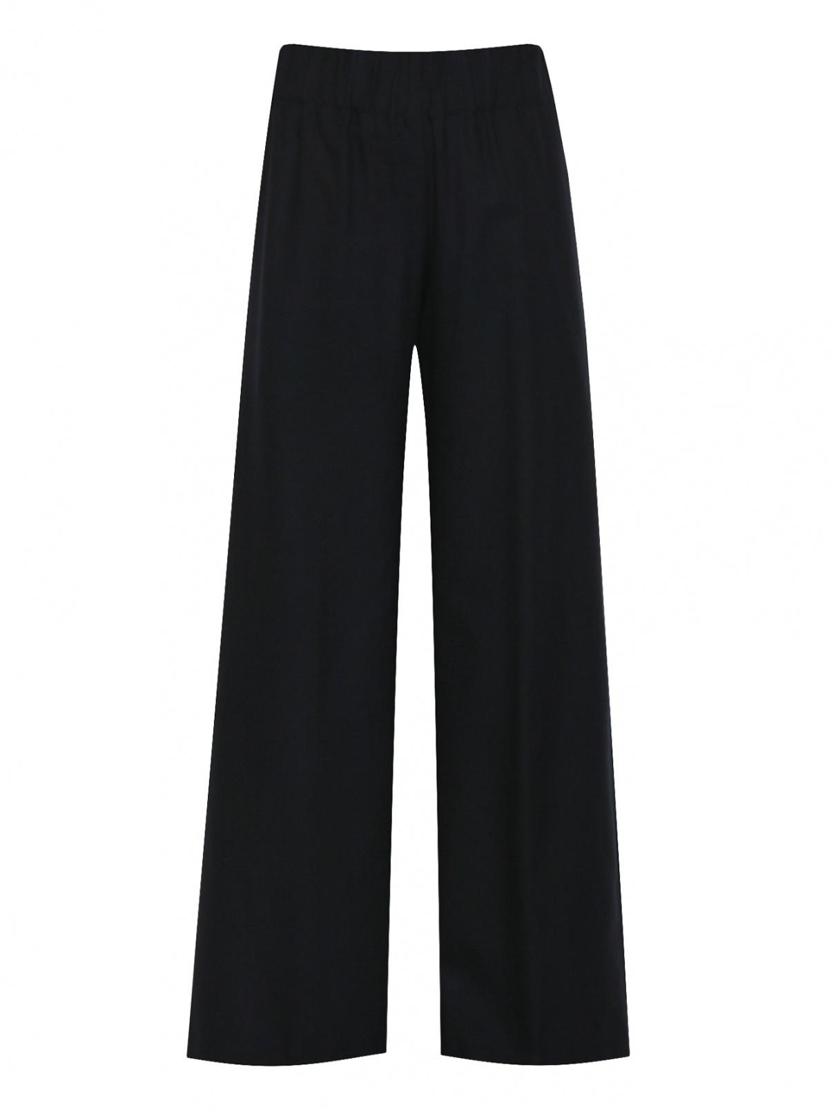 Широкие брюки из шерсти на резинке Aspesi  –  Общий вид