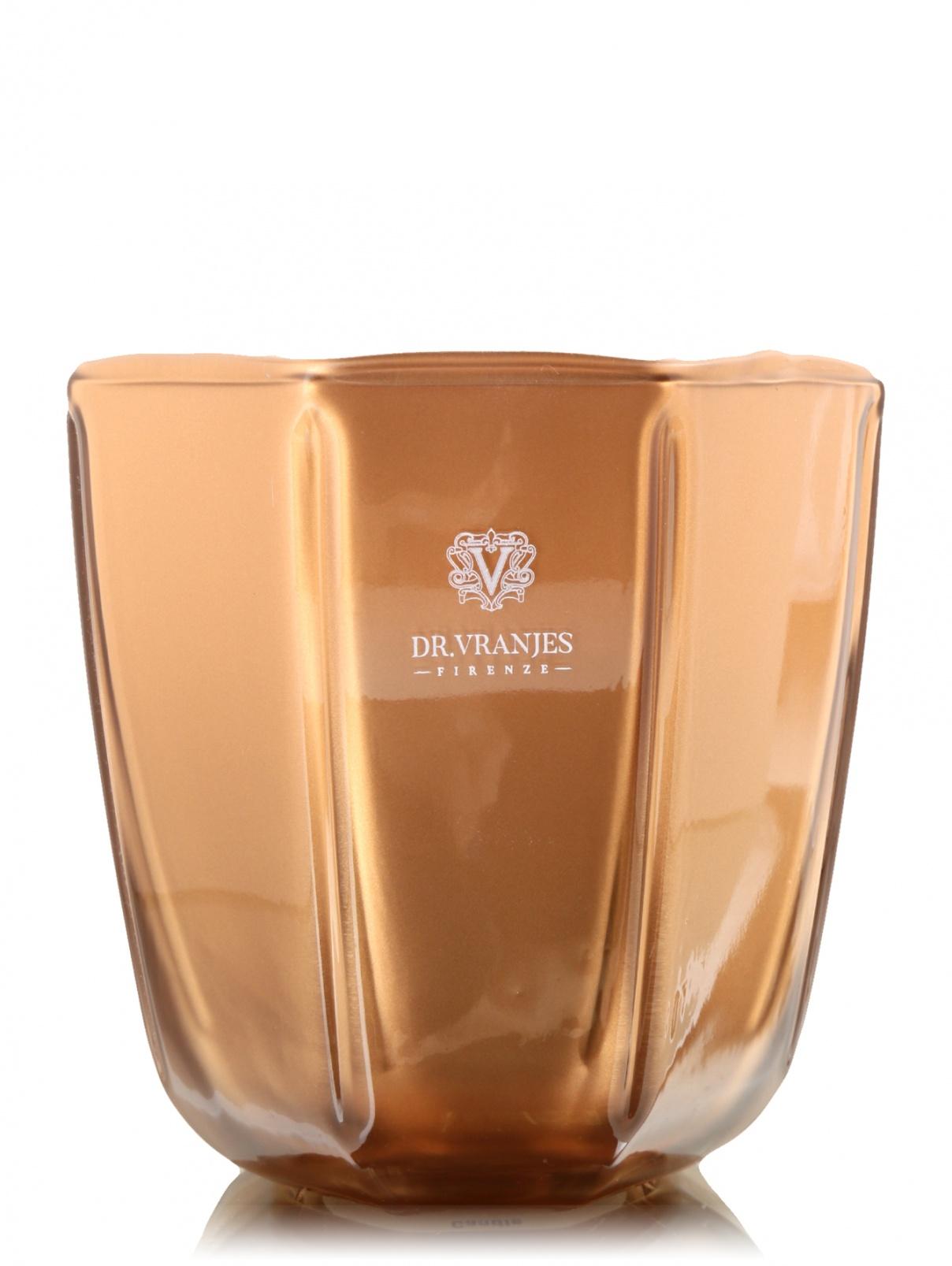 Свеча Rosso Nobile Bronze 500 г Home Fragrance Dr. Vranjes  –  Общий вид