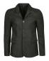Однобортный пиджак из шерсти Emporio Armani  –  Общий вид