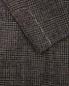 Пиджак из шерсти и шелка с узором LARDINI  –  Деталь1