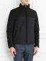 Куртка стеганая на молнии Pal Zileri  –  Модель Верх-Низ