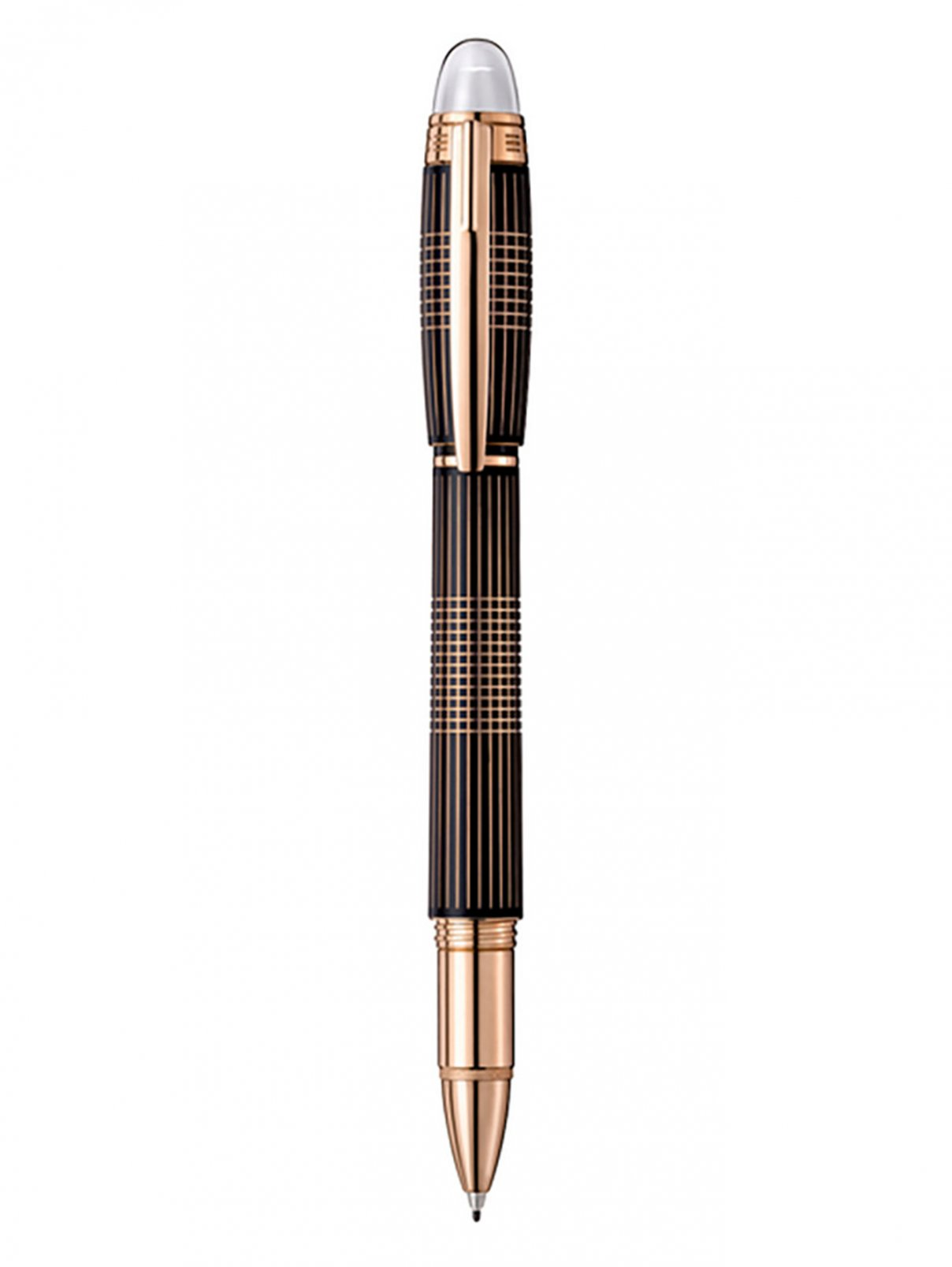 Ручка-роллер StarWalker Red Gold Metal Montblanc  –  Общий вид