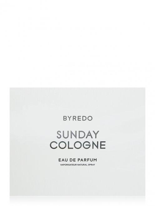 Парфюмерная вода 100 мл Sunday Cologne Byredo - Общий вид