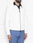 Куртка на молнии с боковыми карманами Pal Zileri  –  МодельВерхНиз