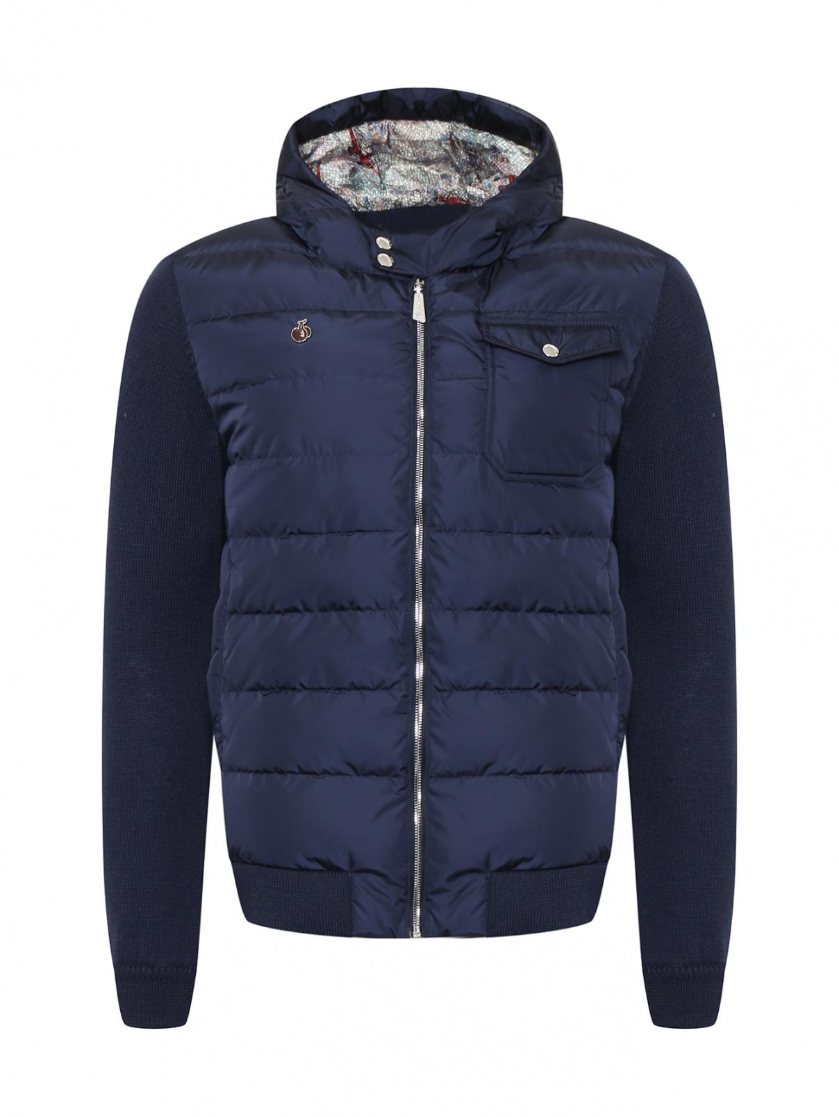 Куртка со вставками из шерсти Bosco Fresh  –  Общий вид