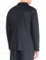 Пиджак из шерсти и льна с узором Barena  –  Модель Верх-Низ1