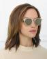 Солнцезащитные очки с узором в оправе из пластика и металла Paul Smith  –  Модель Общий вид