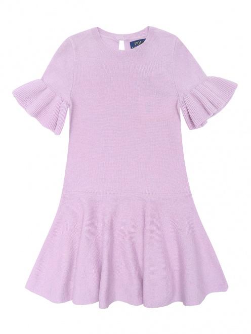 Платье из шерсти - Общий вид