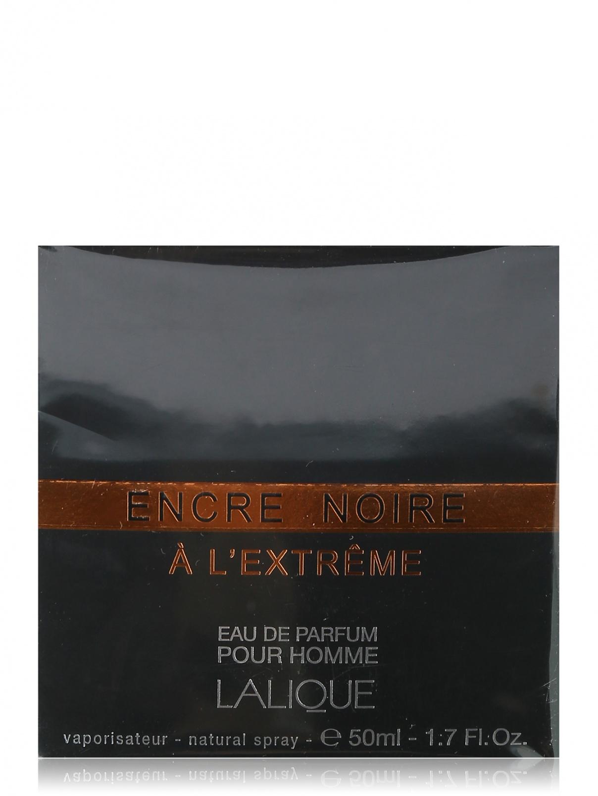 Парфюмерная вода  50 мл cпрей Encre Noire A L'Extr Lalique  –  Общий вид