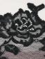 Трусы-стринг из сетки с кружевной отделкой La Perla  –  Деталь1