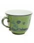 Чашка для кофе из фарфора с узором и окантовкой Richard Ginori 1735  –  Обтравка1